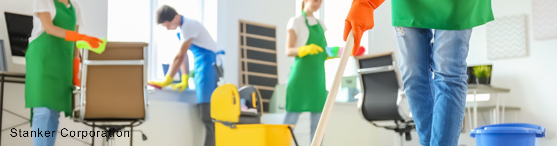 Small Business Cleaning